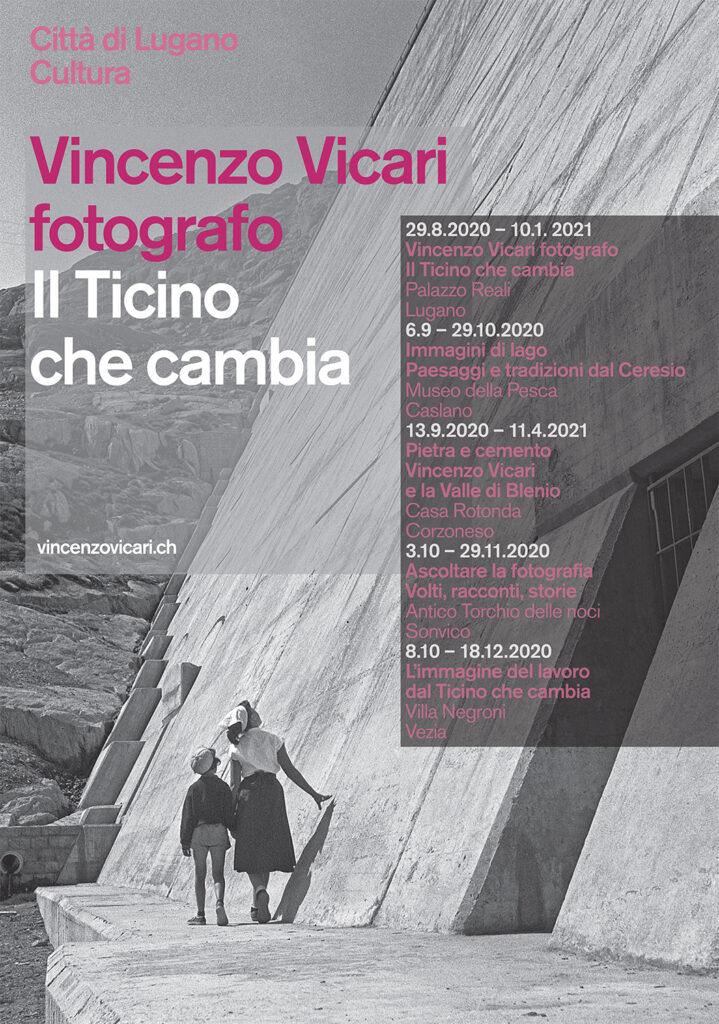 Un progetto dedicato al fotografo Vincenzo Vicari