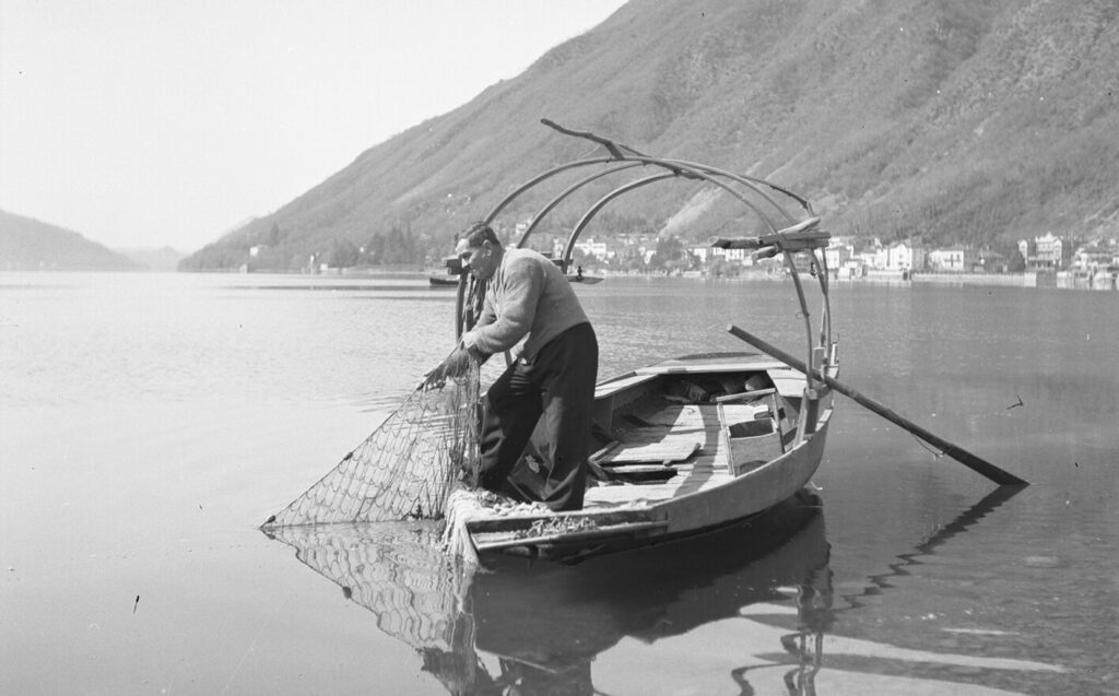 Immagini di lago. Paesaggi e tradizioni dal Ceresio
